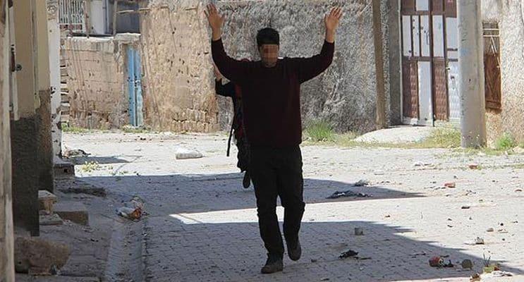 İçişleri duyurdu: 5 terörist Şırnak'ta teslim oldu