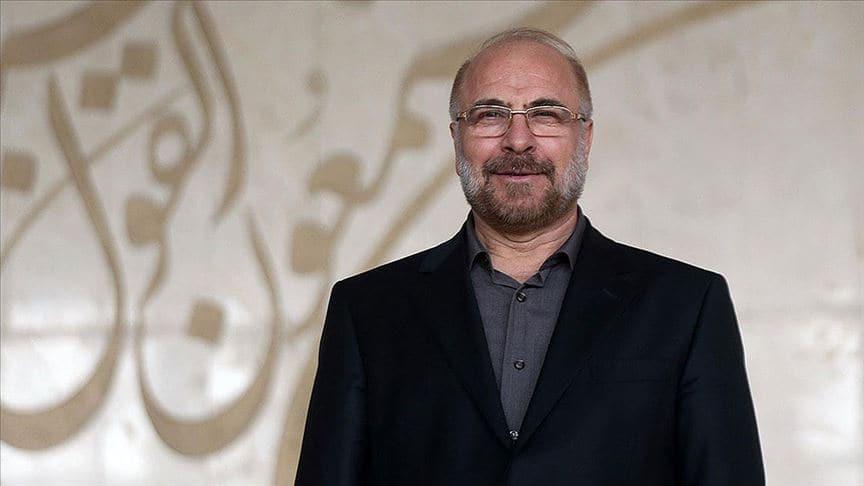 İran Meclis Başkanı Kalibaf: İslam'a ve Filistin'e açık bir ihanettir