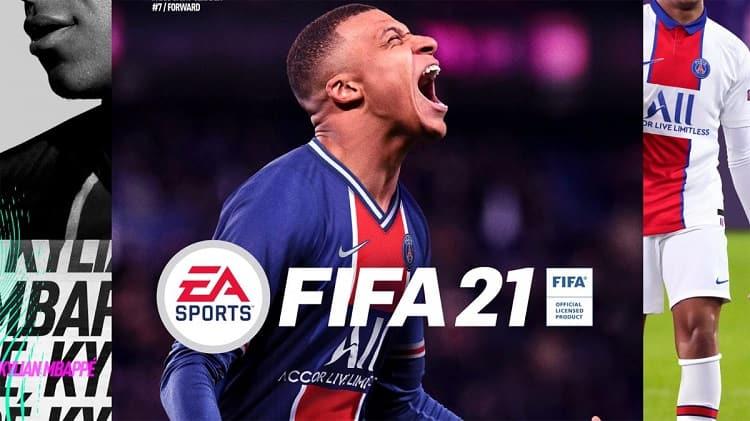 FIFA 21 Playstore'da! Ön siparişe açıldı