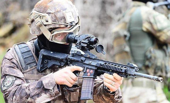 İçişleri Bakanlığı: Hakkari'de düzenlenen operasyonda 1 terörist etkisiz hale getirildi