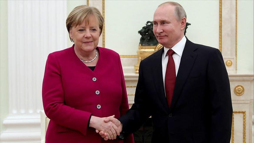 Almanya-Rusya arasında kritik görüşme: Masada 'Belarus' var