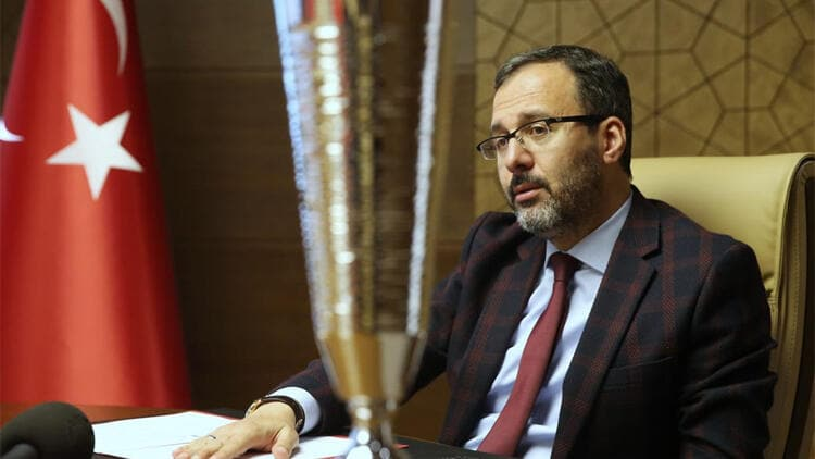 Bakan Mehmet Muharrem Kasapoğlu, dün vefat eden Halil Kiraz için açıklama yaptı