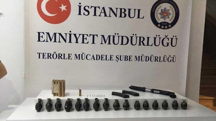 İstanbul'da DHKP-C operasyonu! Yakalandılar
