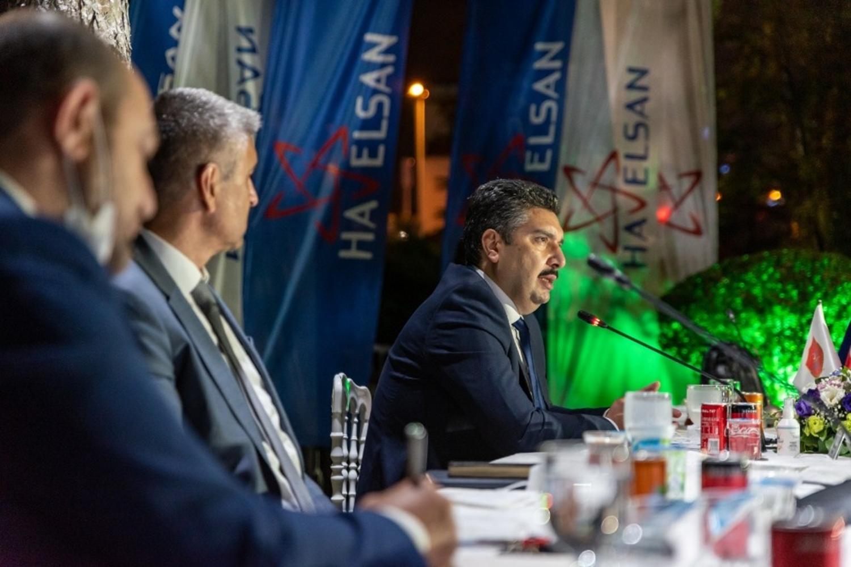 HAVELSAN'dan Milli Muharip Uçak açıklaması: Savunma Sanayii Başkanlığı ve TUSAŞ'la görüşüyoruz