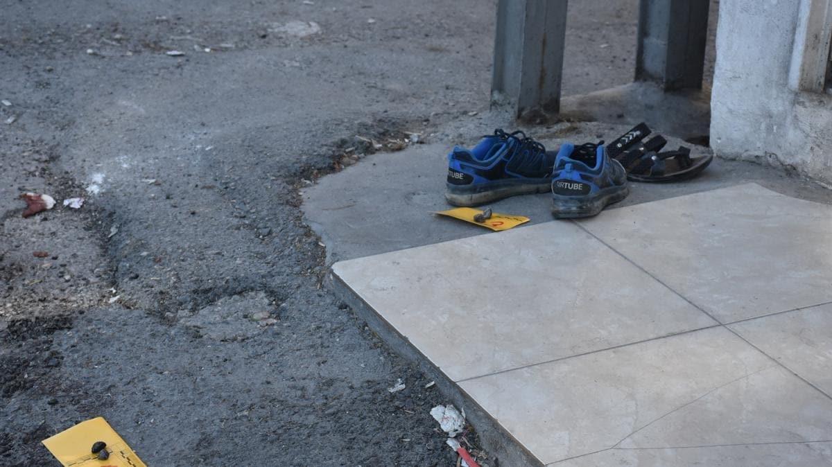 Adana'daki silahlı saldırıda 1 kişi hayatını kaybetti