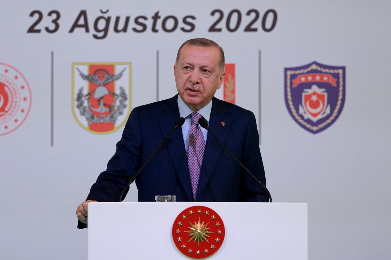 Başkan Erdoğan'dan sektör öncülerine çağrı: Gelin uçak gemimizi yapalım