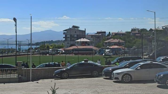 Başkan Erdoğan, Malazgirt Zaferi kutlamaları için Ahlat'ta