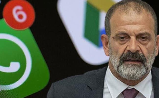 Eski HDP'li Tuma Çelik, hem taciz etmiş hem tehdit! WhatsApp yazışmaları ortaya çıktı