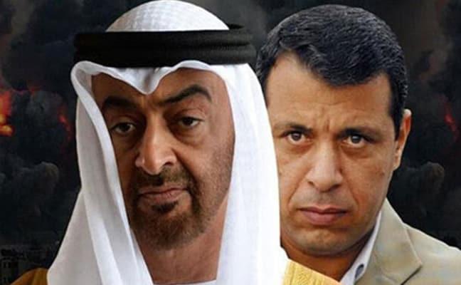 Körfez ülkelerinden hain Filistin planı! Dahlan, Abbas'ın halefi olacak