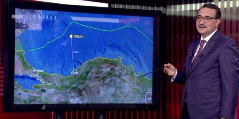 Bakan Dönmez, Karadeniz'deki doğalgaz rezervi ile ilgili açıklama yaptı