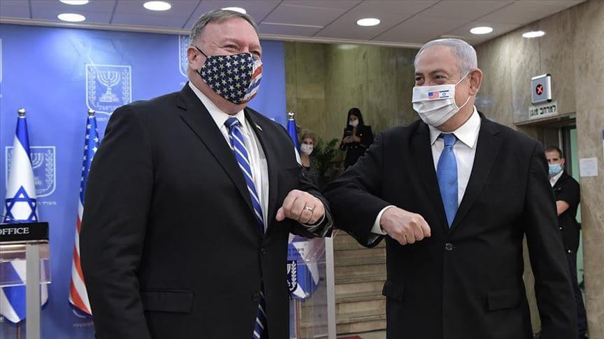 İsrail gazetesi: ABD, Çin ile ilişkilerini soğutması için İsrail'e baskı yapıyor