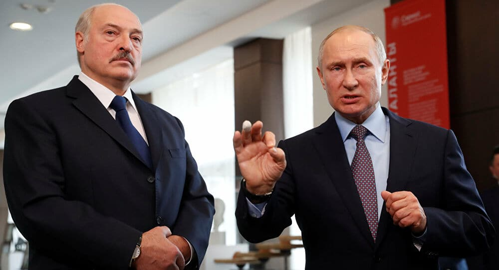 Putin: Lukaşenko'nun talebi üzerine özel bir polis gücü oluşturduk
