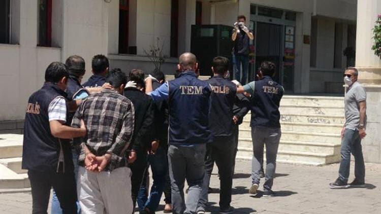 Afyon'da terör örgütü DEAŞ'a yönelik operasyonda 7 gözaltı