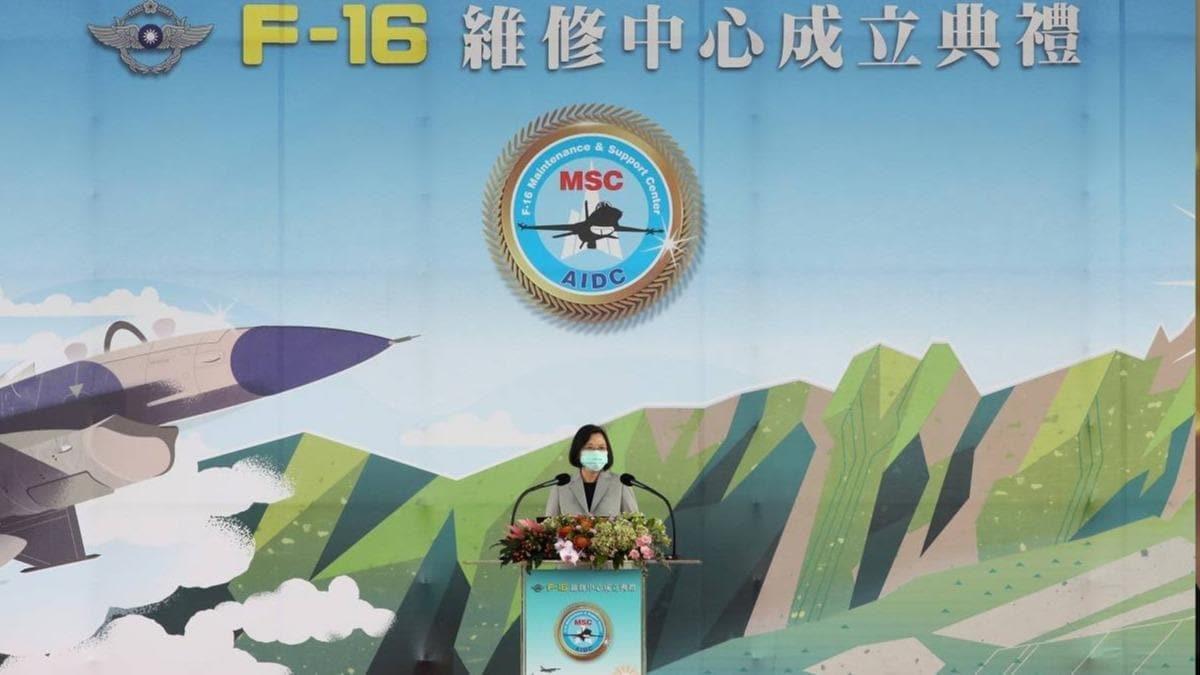 F-16'ların arasından Çin'e gözdağı!