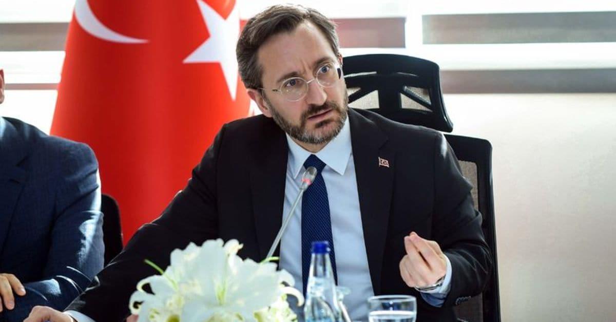 İletişim Başkanı Altun'tan 30 Ağustos Zafer Bayramı açıklaması