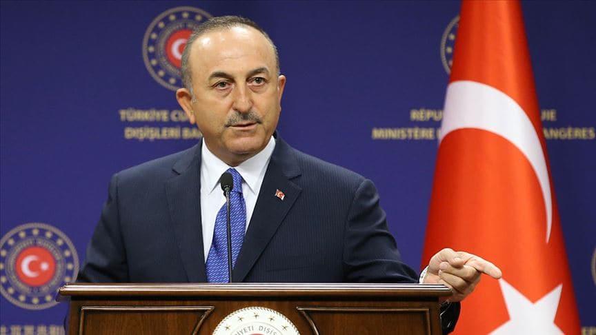 Dışişleri Bakanı Çavuşoğlu Yunanistan açıklaması: Bu savaş nedenidir