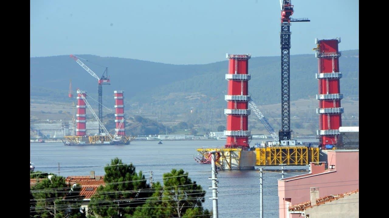 Dünyanın en büyüğü olacak! Simgelerin Köprüsü'nde önemli çalışma!