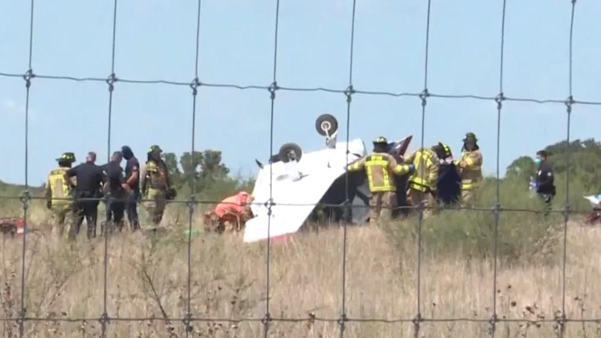 ABD'de uçak düştü: 3 ölü