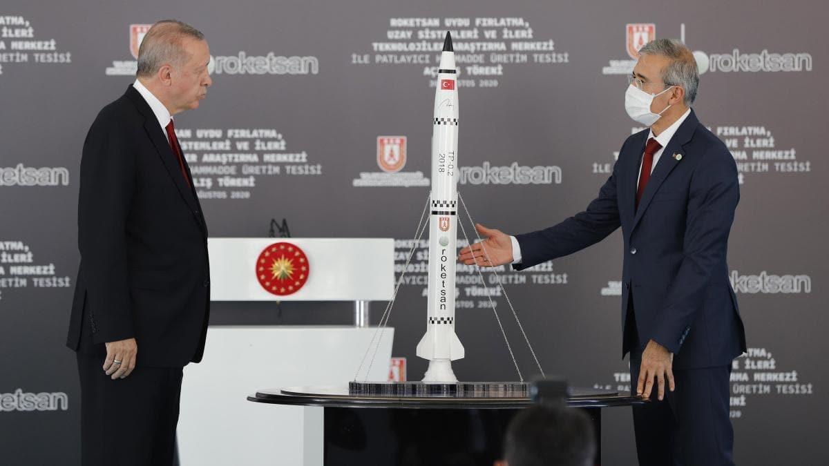 Milli Teknoloji Hamlesi! Türkiye uzayın kapısını böyle açtı