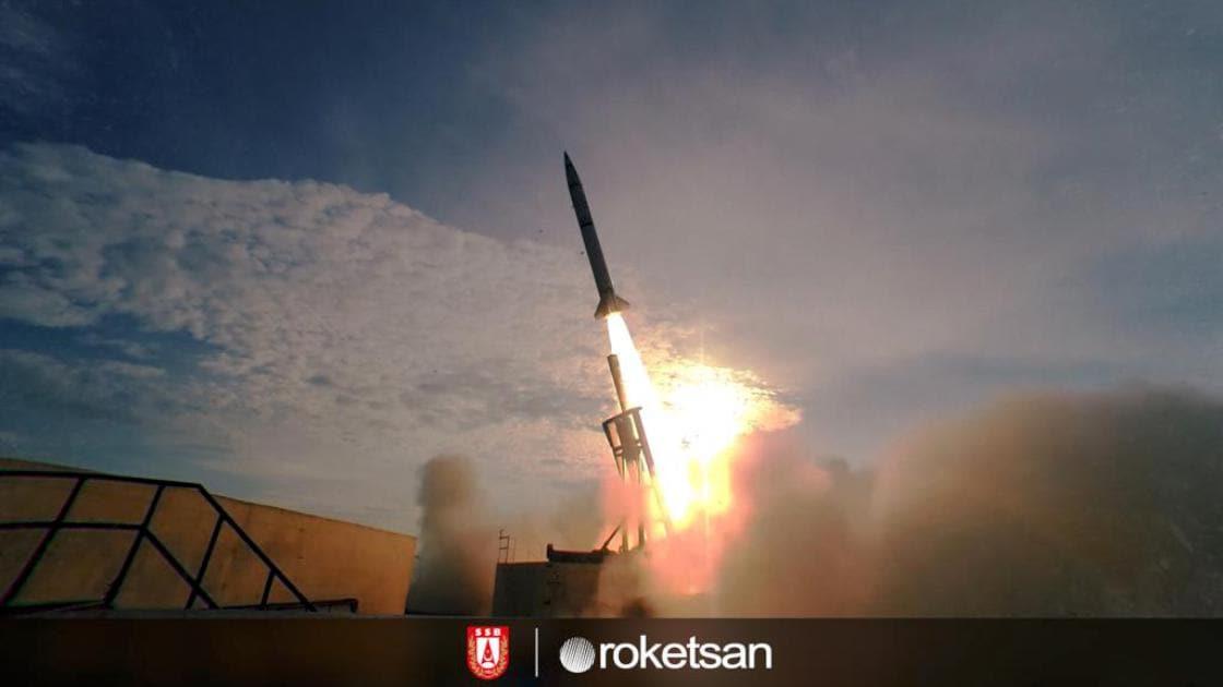 TSK'nın gücüne güç katacak! ROKETSAN'ın lazer güdümlü topçu füzesi yolda...