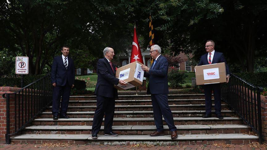 ABD'li vekilden Türkiye'ye koronavirüs yardımı teşekkürü:Türk toplumumun desteği bizleri sevindirdi