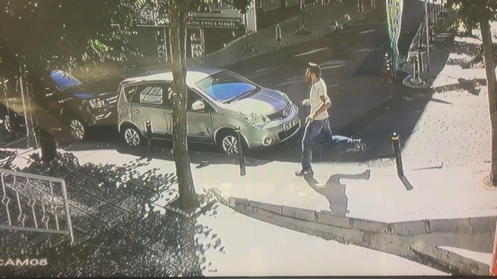 Türk polisi yakalar! Polisin kovaladığı hırsız 3 kilometre sonra yakalandı, çalınan telefon sahibine teslim edildi