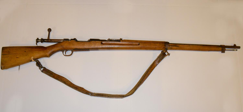 Arisaka-30 isimli Japon tüfeği Çanakkale Savaşları'nda kullanılmış!