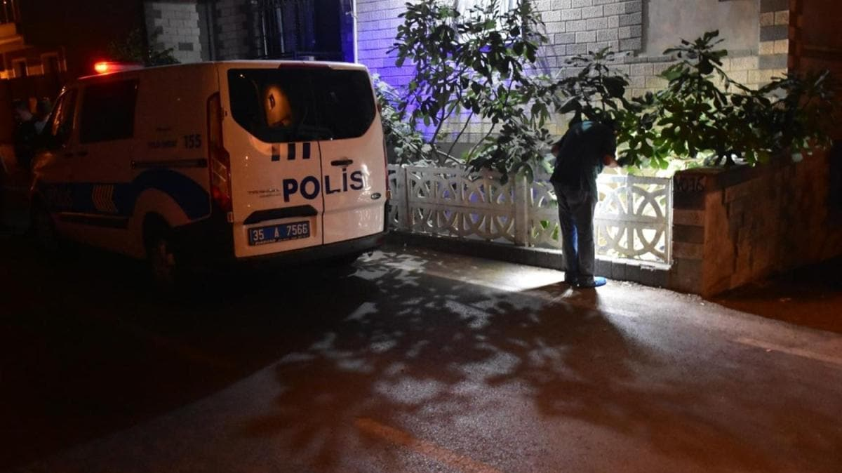 İzmir'de mescide pompalı silahla saldırı