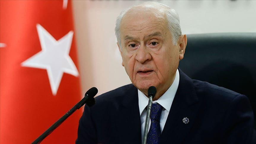 MHP Lideri Bahçeli'den 'idam cezası' açıklaması!
