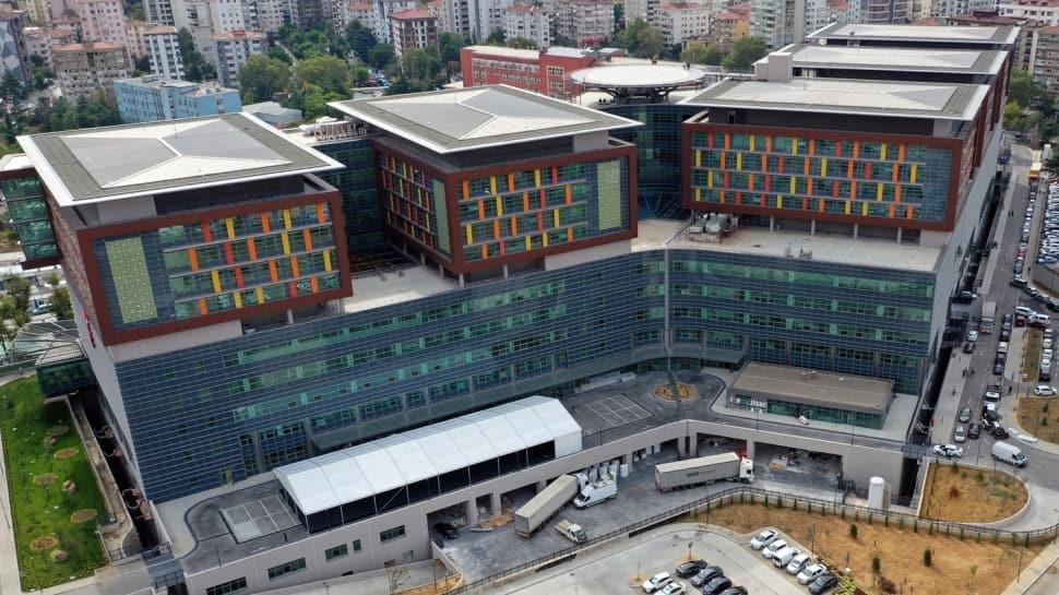 Başkan Erdoğan Göztepe Şehir Hastanesi açılışını gerçekleştirdi