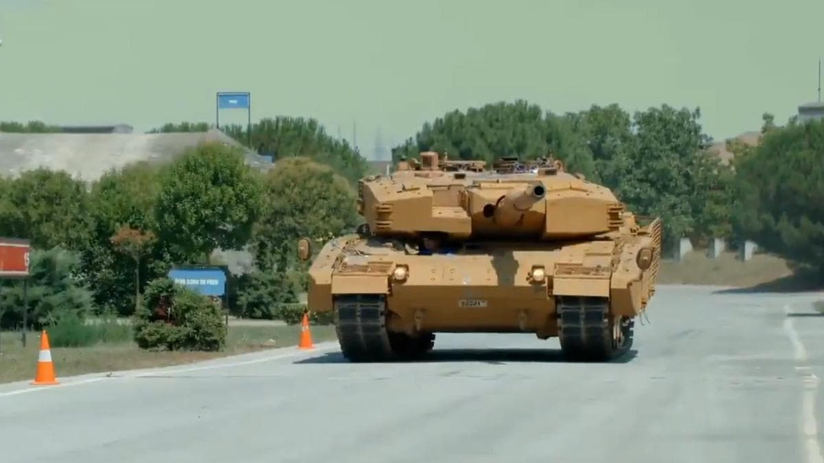 Testleri başarıyla tamamlandı! Leopard 2A4 tankları yeni zırhlarıyla seviye atlıyor