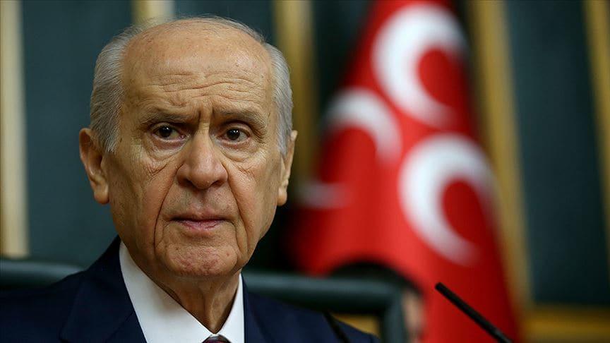 MHP lideri Bahçeli'den 2023 yılındaki Cumhurbaşkanlığı seçimleriyle ilgili açıklama