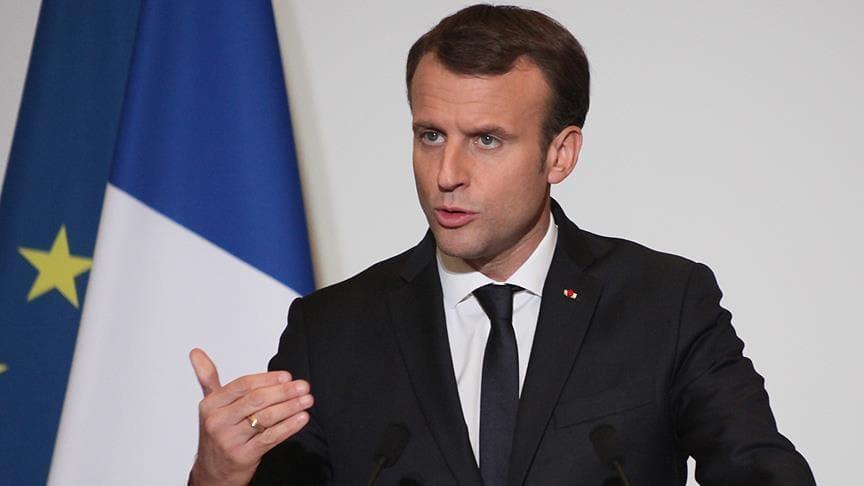 Macron'un Türkiye karşıtlığının arkasında yatan kirli plan!