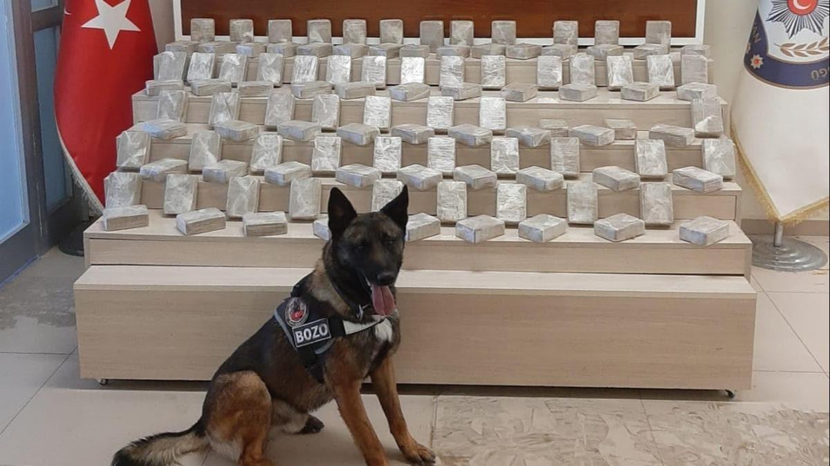 Van'da uyuşturucu tacirlerine operasyon: 56 kilo eroin yakalandı