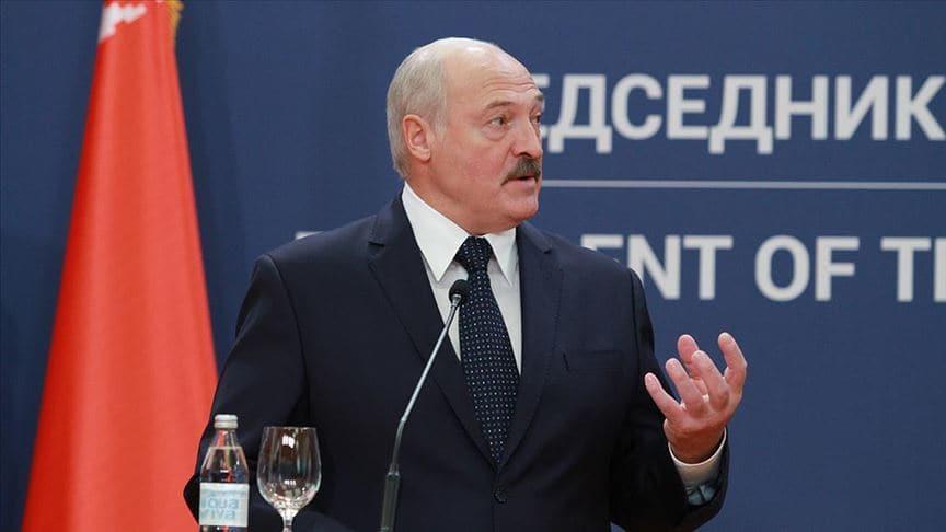 Belarus Cumhurbaşkanı Lukaşenko: Bugün Belarus çökerse, ardından Rusya da çökecek