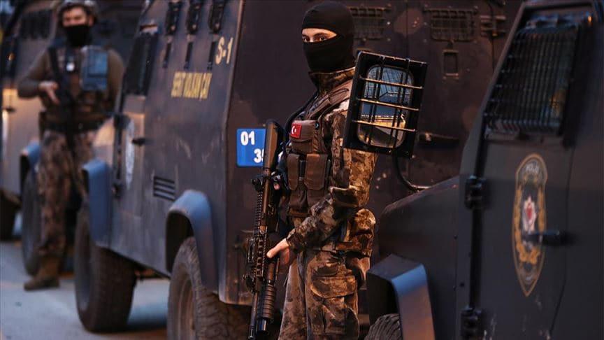 Terör örgütü DEAŞ'a ağır darbe! Sözde Diyarbakır emiri yakalandı