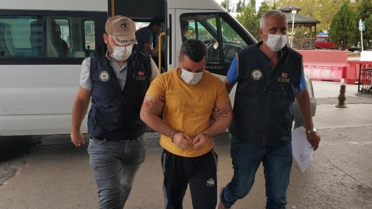 Samsun'daki DEAŞ operasyonunda Irak uyruklu 6 şüpheli yakalandı
