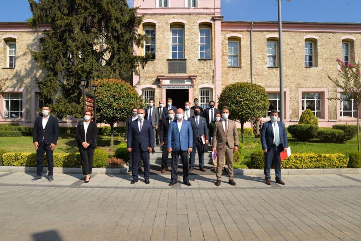 Tasarruf Finans Çalıştayının İstişare Toplantısı İstanbul Sabahattin Zaim Üniversitesi'nde Gerçekleşti