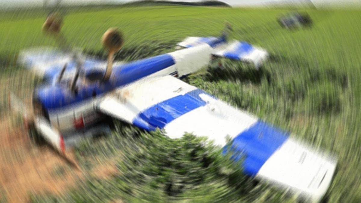 ABD'de uçak kazası!
