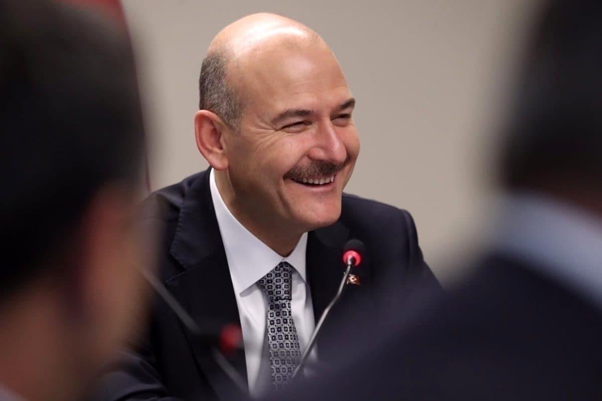 İçişleri Bakanı Soylu'dan önemli açıklamalar: Her gün birer ikişer hesaptan düşüyoruz