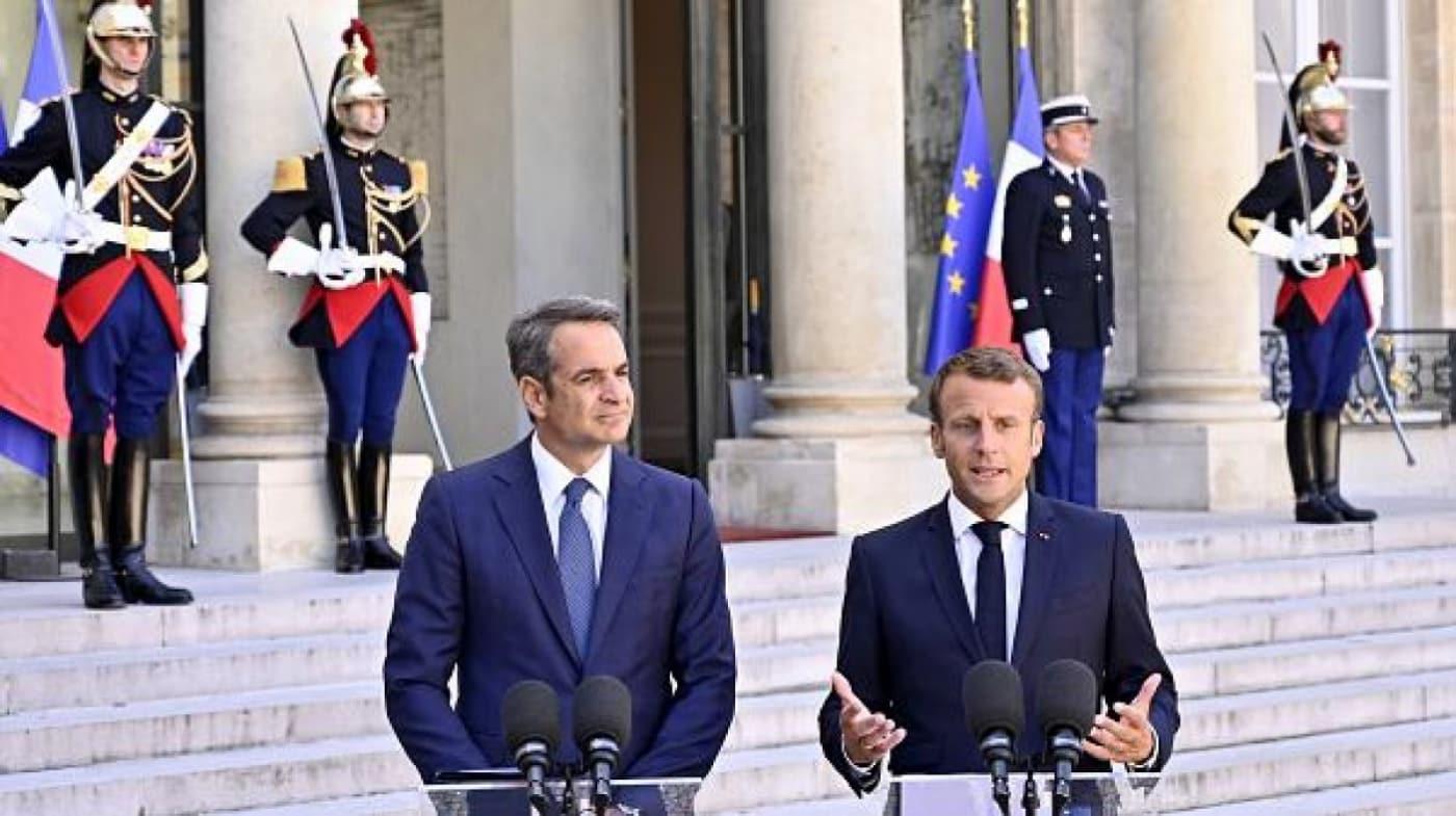 Yunan medyası duyurdu: Fransa'dan ödünç fırkateyn