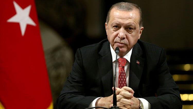 Başkan Erdoğan'dan Ertuğrul Gazi'yi anma mesajı