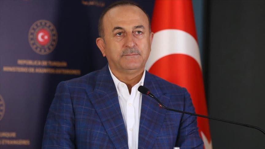 Bakan Çavuşoğlu: Haklı olan masadan kaçmaz müzakereden kaçmaz