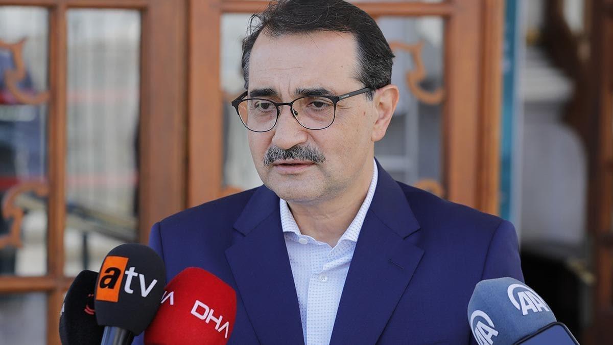 Enerji Bakanı Fatih Dönmez'den flaş açıklama: 5 yıl içerisinde 100 ton altın üretmek istiyoruz