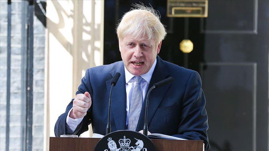 İngiltere Başbakanı Johnson, AB'nin niyetini sorguladı: Toprak bütünlüğünü tehdit ediyor