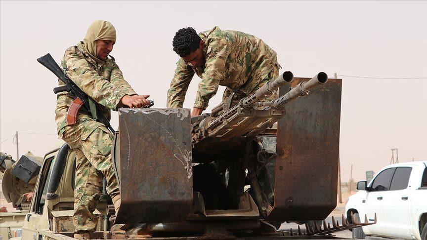 Libya ordusu açıkladı: 13 Kaniyat milisi yakalandı
