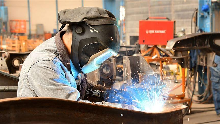 Sanayide çarklar dönüyor! Üretim temmuzda yüzde 8,4 arttı
