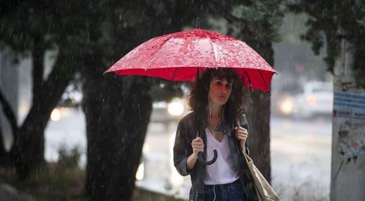 Meteorolojiden bazı illerimiz için sağanak yağış uyarısı geldi