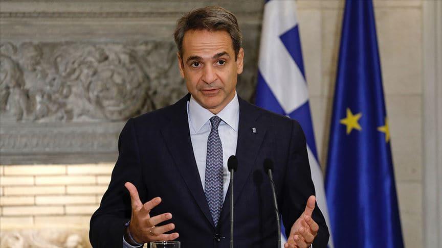 Yunanistan Başbakanı Miçotakis'ten Türkiye açıklaması: Görüşmeye hazırız