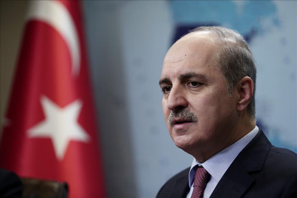 AK Parti Genel Başkanvekili Kurtulmuş: Ne yaparlarsa yapsınlar  Filistin halkı kazanacaktır